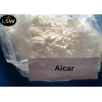 Buy cheap Healthy Bodybuilding Fat Loss Supplements AICAR CAS 2627-69-2 Pharmaceutical Grade from wholesalers