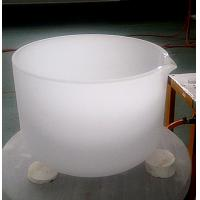 Buy cheap Top Selling Customized Clear Quartz Crucibles with High Quality from wholesalers