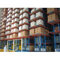 Buy cheap Self Supported Industrial Racking And Steel Storage Systems Height 10-30M from wholesalers