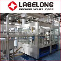 Buy cheap RCF-W8-8-3 Water Bottling Machine 3000-36000BPH ISO Certification from wholesalers