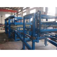 Buy cheap EPS And Rockwool Roof and Wall Sandwich Panel Roll Forming Machine Production equipment from wholesalers