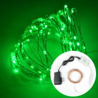 Buy cheap 10m 100 LED  Multi-Color Intelligent Human Body PIR Sensor LED String Lights For Christmas, Party, Festival Decoraction from wholesalers