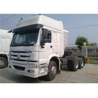 HOWO 6x4 10 Wheeler Tractor Head Truck Heavy Duty Prime Mover 420HP ZZ1047C3414B111