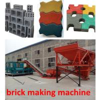 Buy cheap Fully automatic hollow brick making machine prices from wholesalers