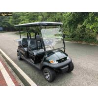 Buy cheap DC System 4 Seater Electric Golf Cart Utility Vehicle Service Cargo Carts from wholesalers
