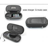 Buy cheap solar charger & EVA music case player product