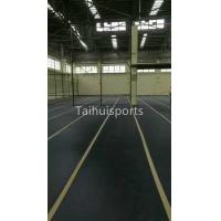 Buy cheap Water Drainage Natural Artificial Grass Underlay For Soccer Field Lightweight from wholesalers