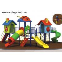 Buy cheap Outdoor playground,Kids plastic playground , kids toys from wholesalers
