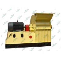 Buy cheap Biomass Pellet Wood Crusher Machine Poultry Feed Grinder / Corn Stalk Grinder 45kw from wholesalers