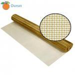 Buy cheap brass fine mesh screens/ Brass Mesh /brass filter mesh from wholesalers