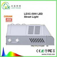 Buy cheap IP65 Nichia High Power Led Street Light SMD3030 Chip 140 LM / W DLC FCC Certified product
