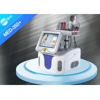 Buy cheap Slimming Lipo Laser Treatment Machine Fractional RF Portable Device 9 Pads from wholesalers