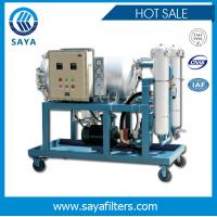 China LYC-J series Used Engine Oil Recycling Machine with Stainless Steel Net on sale