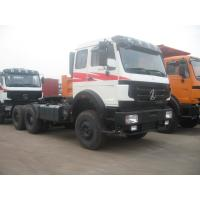 Buy cheap Beiben 6x4 heavy tractor trucks for sale 380hp prime mover truck from wholesalers