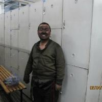 Buy cheap 2 Tier Beige Colliery Employee Storage Lockers With Cam Lock H2000 * W1112 * D450mm from wholesalers