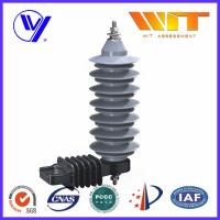 Buy cheap Customized Metal Oxide Surge Arrester Disconnector for Over Voltage Protection from wholesalers