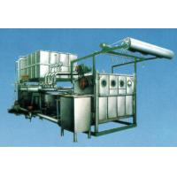 Buy cheap Overflow Textile Dyeing Machines , Alkali Deweighting Polyester Fabric Dyeing Machine from wholesalers