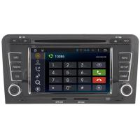 Buy cheap 2003 - 2012 Audi A3 Radio Car GPS Navigation System High Definition Quad Core from wholesalers