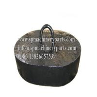 Buy cheap China Quality Marine & Offshore Supplier Quality Anchor chain & 3.5ton Gray Iron Cast sinkers For Sale product