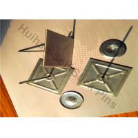 Buy cheap Double Face Tape Self Adhesive Insulation Hangers For Fixing Glass Wool from wholesalers
