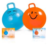 Buy cheap 45cm Inflatable Space Hopper Ball Toy Bouncer Improve Balance Strength product