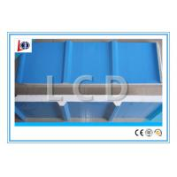 Buy cheap Roofing Sheet Sandwich Panel Machine Polystyrene Foam Middle Layer For Warm Keeping from wholesalers