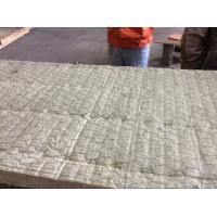 Buy cheap High Density Flame Resistant Home Rock Wool Insulation For Stud Walls from wholesalers