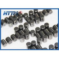 Buy cheap 91% W Content Tungsten Alloy Bar as sintered with Tensile Strength 900 - 1000 MPa product