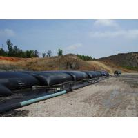 Top quality Soft Geotextile Tubes Monolithic Mattress For Solid Dam Engineering for sale