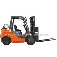 Buy cheap Sinomtp FY35 Gasoline / LPG forklift with GM engine 38 kw power from wholesalers