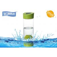 Buy cheap Alkaline Water Ionizer Bottle 550ml Capacity from wholesalers