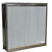 Buy cheap Light Weight High Efficiency HEPA Filter Leak Proof Hot - Melt Beads Separator from wholesalers