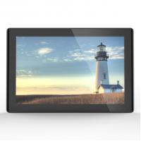 Buy cheap ABS Metal Commercial Android Tablet 10.1'' Capacitive Touch Screen HDMI Out from wholesalers