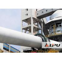 Buy cheap Wet And Dry Process Cement Rotary Kiln in Cement Plant , Cement Kiln 55kw from wholesalers