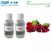 Buy cheap Xi'an Taima Fruit/tobacco/mint/flower aroma most popular Rose flavour for vape product
