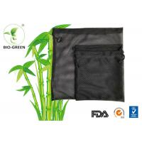 Buy cheap Printed Black Laundry Net Bag , Machine Washable Waterproof Diaper Bag from wholesalers