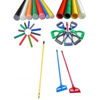 Buy cheap pultruded round frp tube/pipe for mop handle, mop fiber glass handles from wholesalers