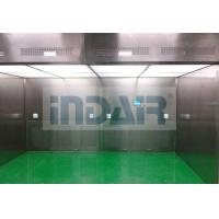 Buy cheap Stainless Steel Weighing Booth GMP Standard Intelligent Control Mode For Clean Room from wholesalers