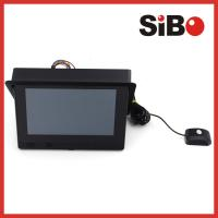 Buy cheap Taxi Back Seat Advertising Headrest Monitorwith CMS (Centralized Management System) from wholesalers
