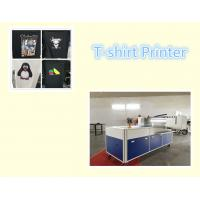 Buy cheap 1200 * 1800 DPI T Shirt Printing Machine DTG Direct To Garment Printer from wholesalers