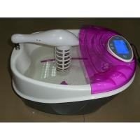 Buy cheap Ion Detox Foot Spa , laser dolphin ion cleanse detox foot spa with basin from wholesalers