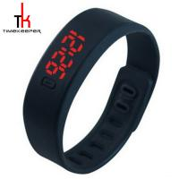 Buy cheap Candy Color Digital Led Sports Watch Silicone Bracelet Watch Waterproof from wholesalers