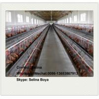 Buy cheap Poultry layer battery chicken cage for Nigeria Kenya South Africa Tanzania Uganda farm from wholesalers