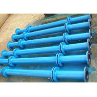 Buy cheap 400mm 1000mm Length Glass Lined Pipe 50 NB To Connect Piping Lining Glass from wholesalers
