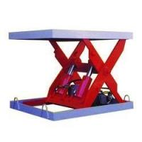Buy cheap fixed scissor lift table from wholesalers