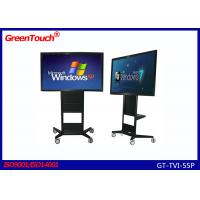 Buy cheap High Definition 55 inch Multi - Point Touch Screen Computer With Windows System from wholesalers
