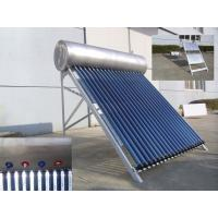 Buy cheap Compact Pressurized Solar Water Heater 180L , Stainless Steel Outer Tank from wholesalers