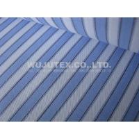 Buy cheap Women-specific Nice soft 100% twill weave stripe Cotton Yarn Dyed Fabric 145/147cm width from wholesalers