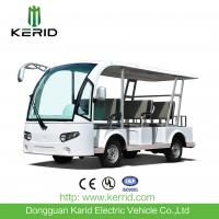 Buy cheap CE Approved 48V 8 Passengers Electric Tour Bus For Hotel / Club / Resort product