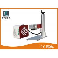 1064 nm Metal Laser Marking Machine , Fiber Laser Marker For Ring / Bracelet